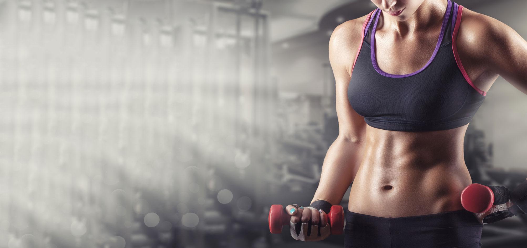 Woman-weightlift