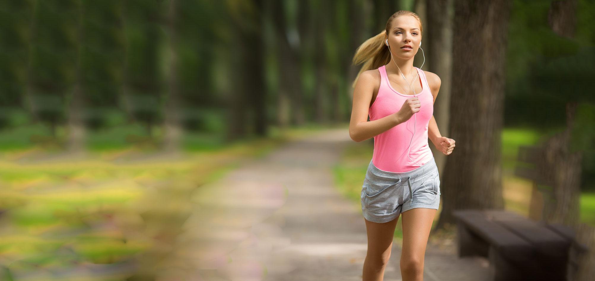 girl-running-forest